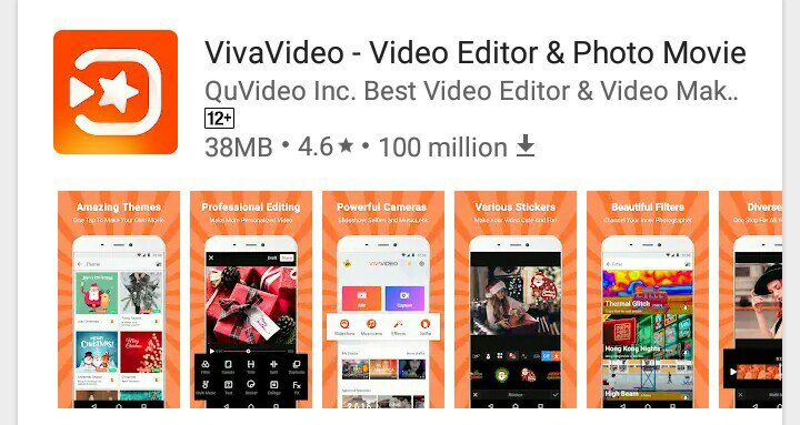 Best Video Editing app in hindi