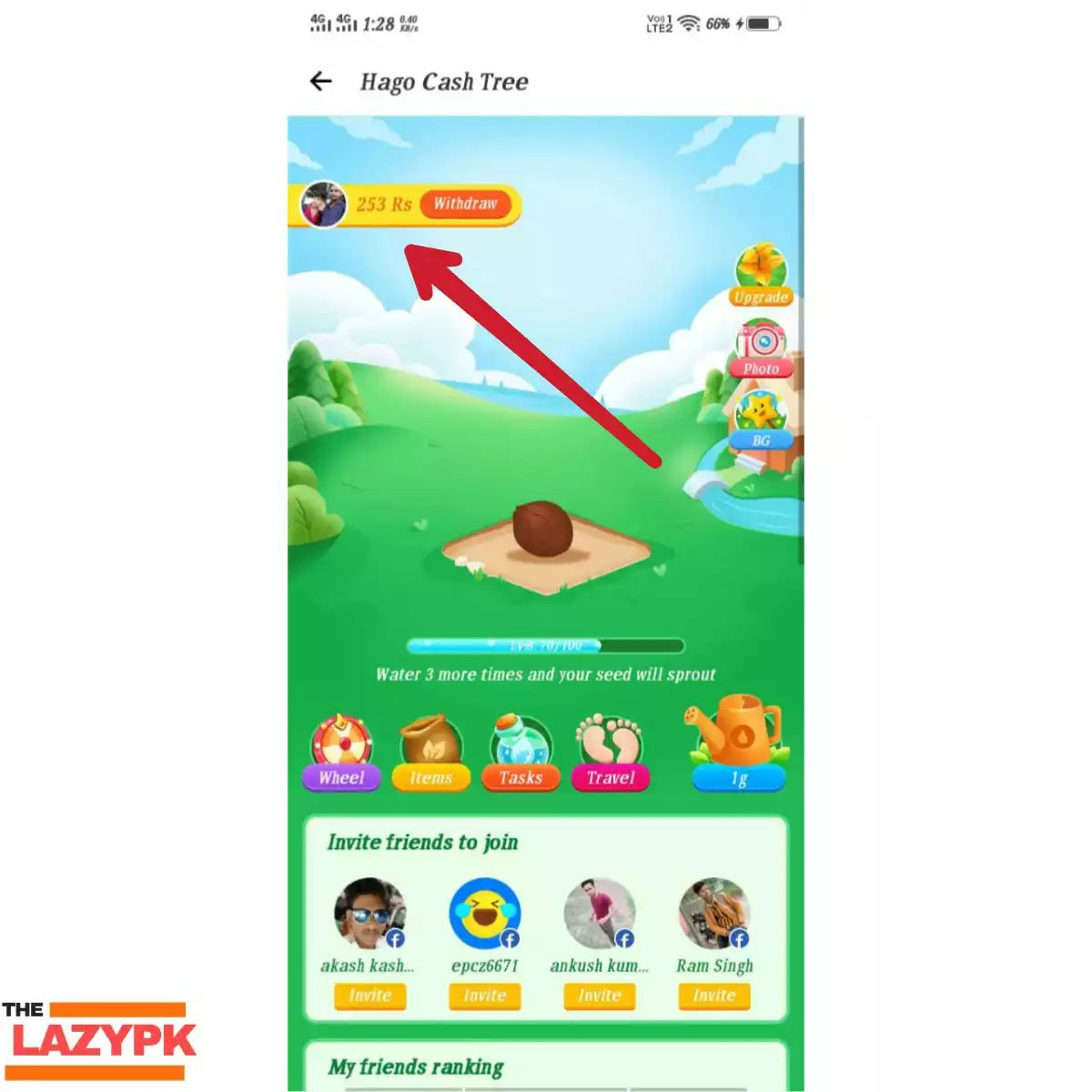 Earn Money By Play Game